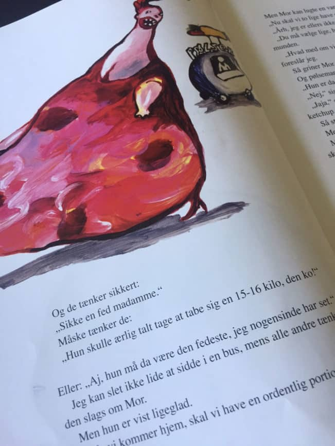 Fatshaming i 3. klasse! --> Madbanditten.dk