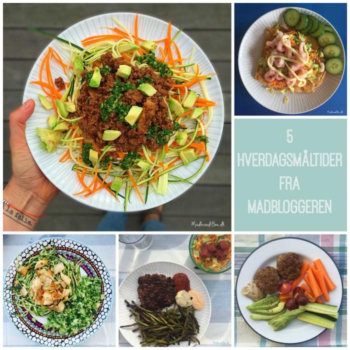 5 LCHF-hverdagsmåltider fra madbloggeren --> Madbanditten.dk