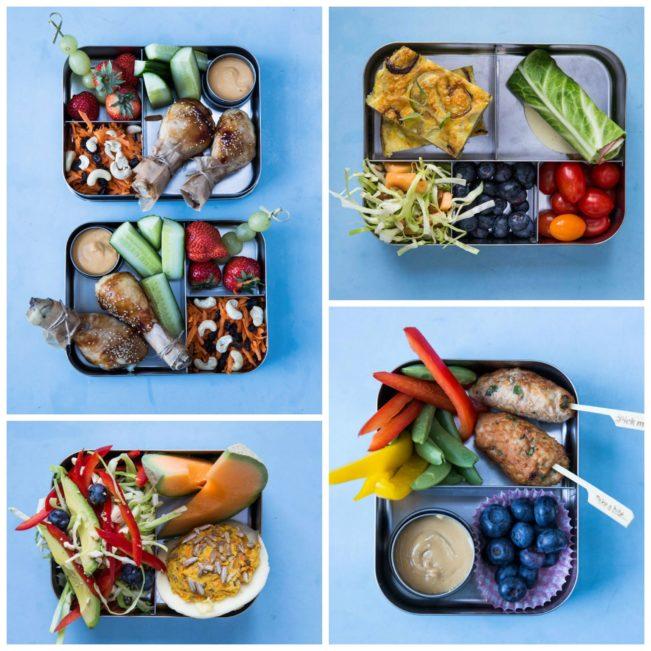 Sunde og lækre madpakker. Se de mange idéer her: Madbanditten.dk