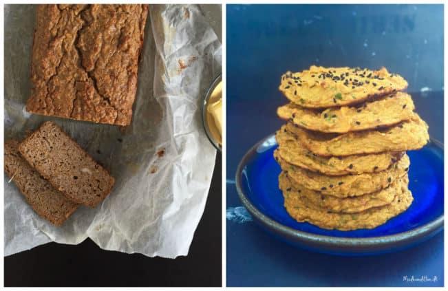 Bage med græskar - to brødopskrifter med græskar