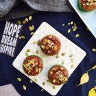 Græskarmuffins - mælkefrie, glutenfrie og uden tilsat sukker --> Madbanditten.dk