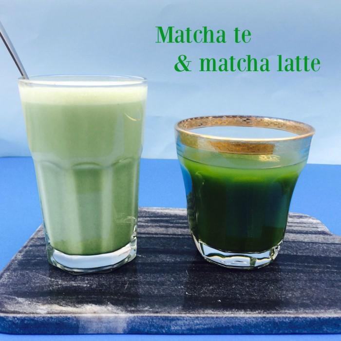 hvorfor er grøn te sundt