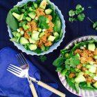 Asiatisk oksekød med hvidkålsnudler --> Madbanditten.dk