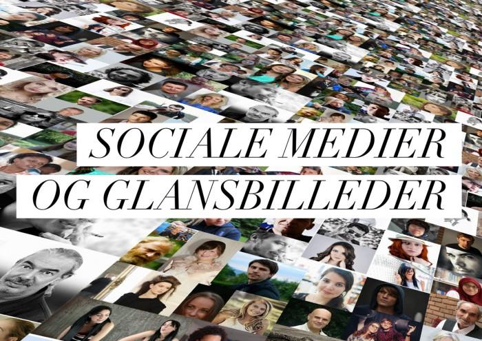 Sociale medier og glansbilleder