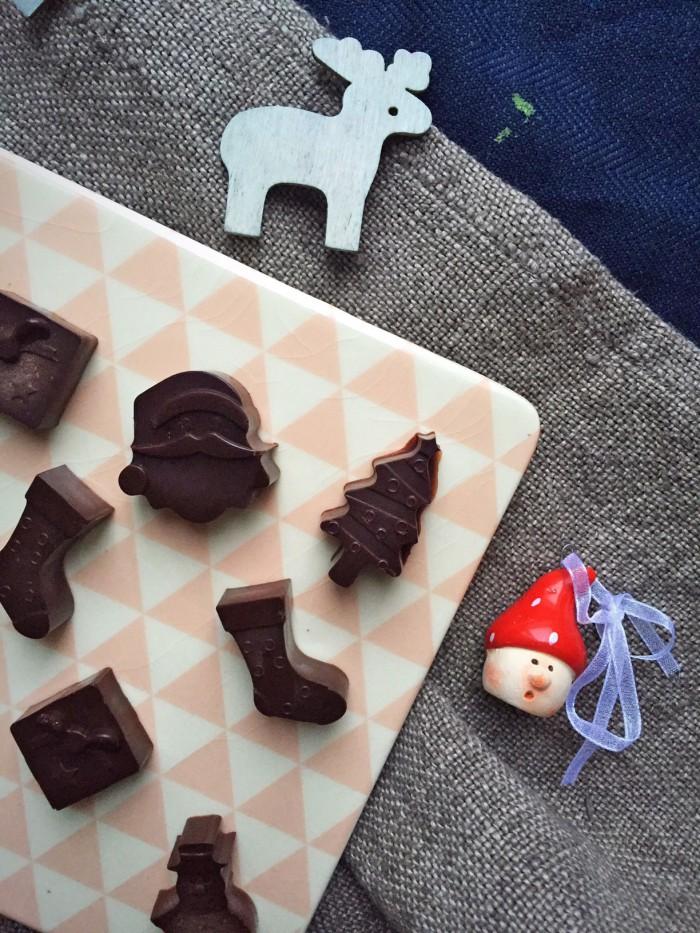 LCHF kokos-chokolader uden tilsat sukker --> Madbanditten.dk