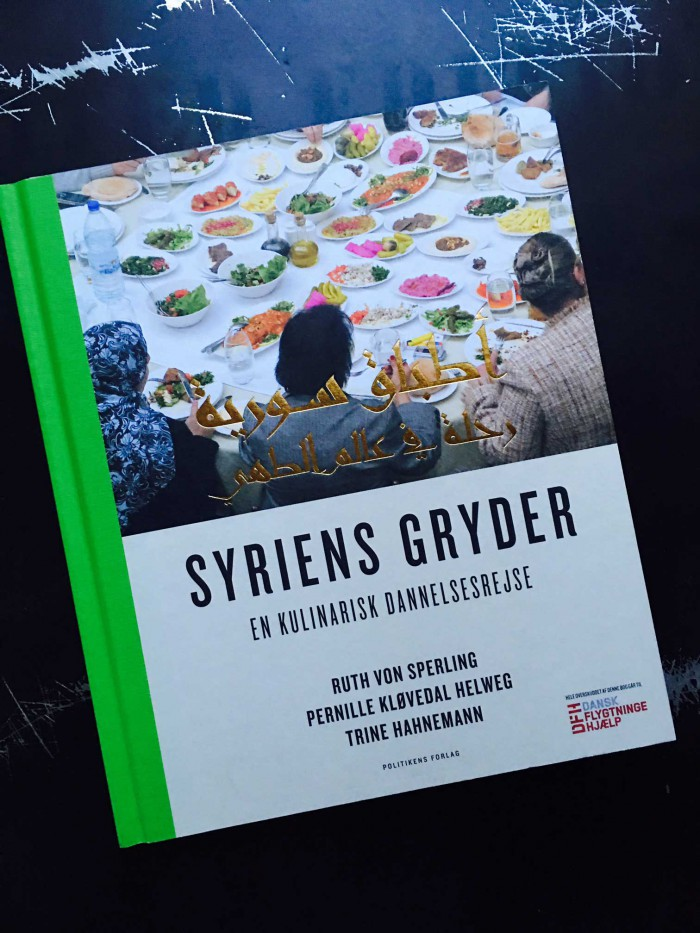 Årets feel-good julegave - Syriens Gryder - et nonprofit projekt, hvor alt overskuddet går til Dansk Flygtningehjælps arbejde med at hjælpe syriske flygtninge i nærområderne.