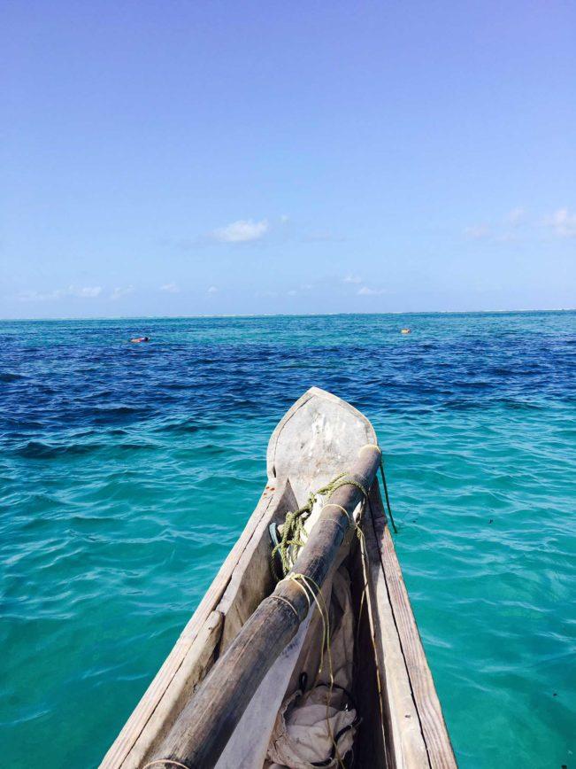 Snorkeling, The Blue Lagoon, Zanzibar