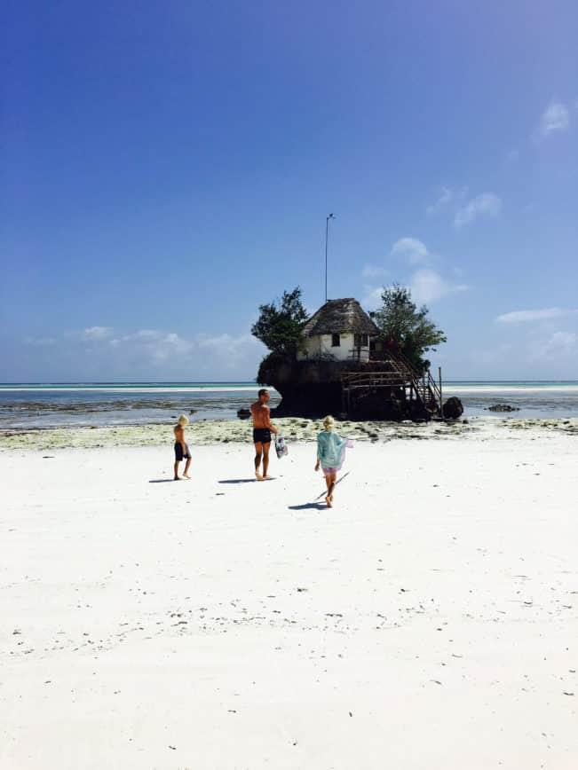The Rock, Zanzibar