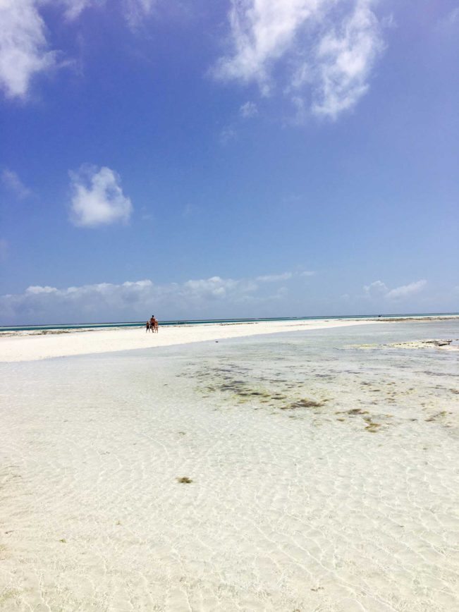 Sandbank, The Rock, Zanzibar