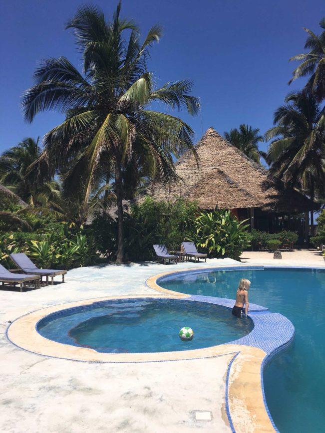 Echo Beach Hotel, Zanzibar