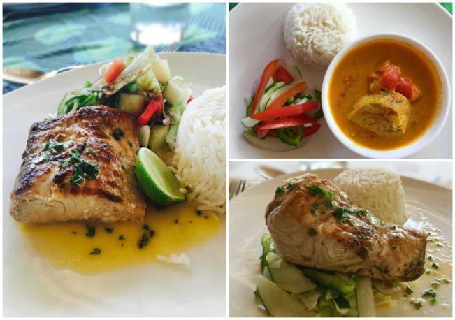 Zanzibar - det spiste vi!