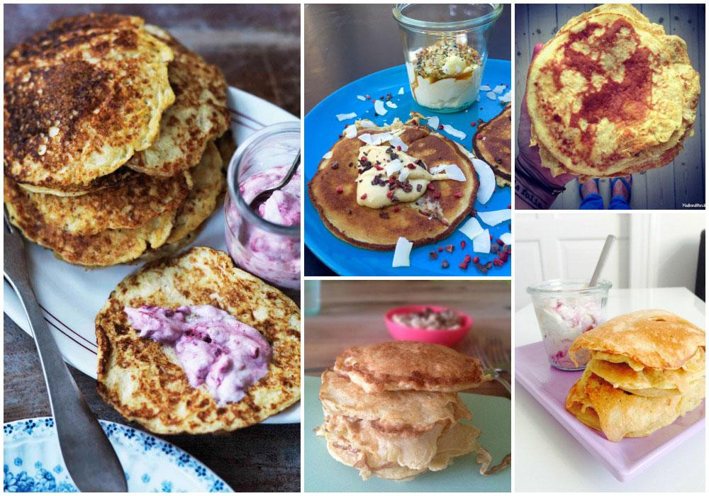 Opskrifter Pa Slowjuicer : Pandekagedag - mine bedste opskrifter pa pandekager