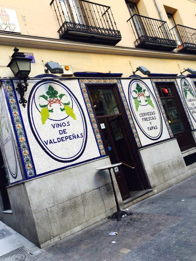 Postkort fra Madrid - billeder fra en forlænget weekend i den spanske hovedstad
