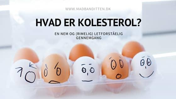 Hvad er kolesterol egentlig og er det noget, man skal bekymre sig om? Lær at forstå hvorfor kolesterol i udgangspunktet er godt og kend forskellen på HDL, LDL og triglycerider. Nem og letforståelig gennemgang her: