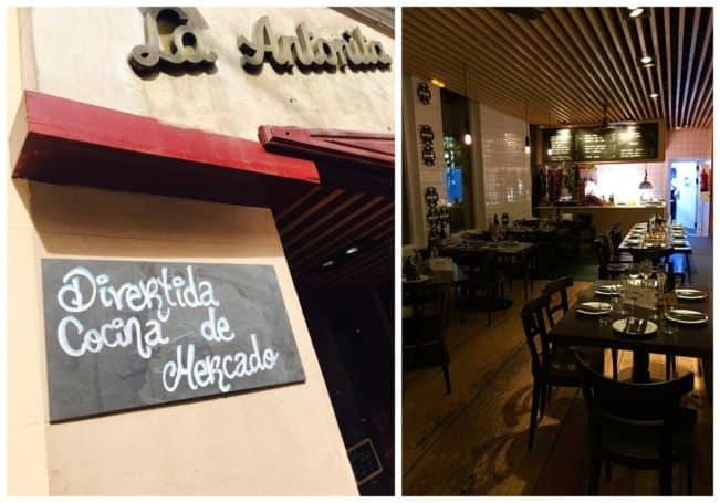 Restaurant guide til Madrid. Spis godt - og sundt - i den spanske hovedstad --> Madbanditten.dk