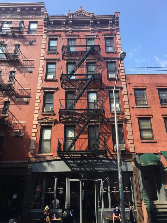 Soho, Greenwich Village, New York