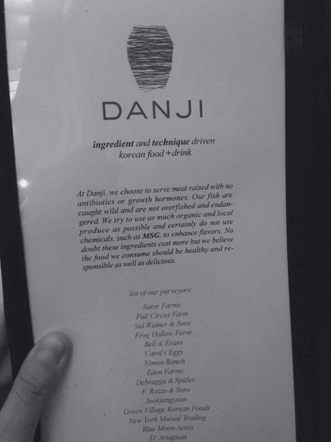 Danji NYC