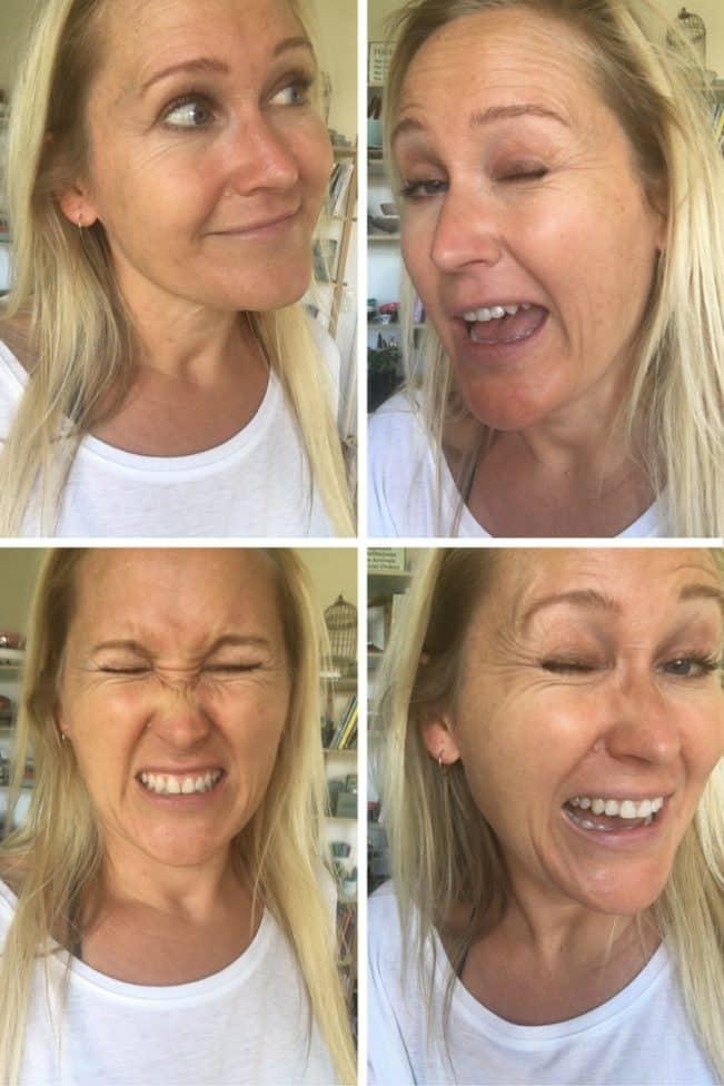 Jane Faerber: Når man er 39, har man altså rynker. Også selvom de bliver photoshoppet væk i bladene.