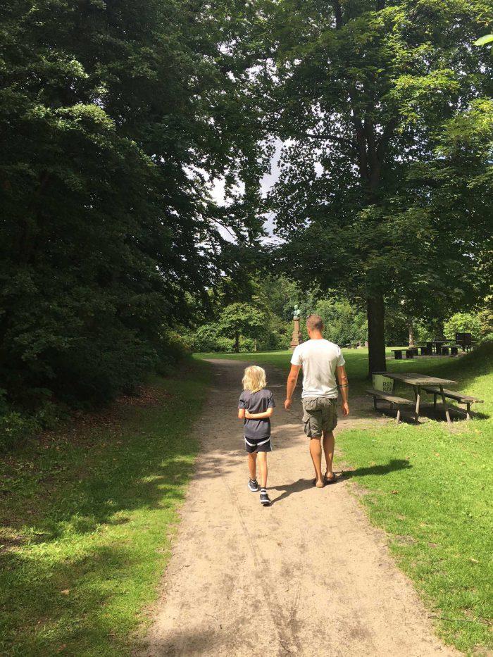 Om sommerferie med børn og om at lave noget sammen som familie