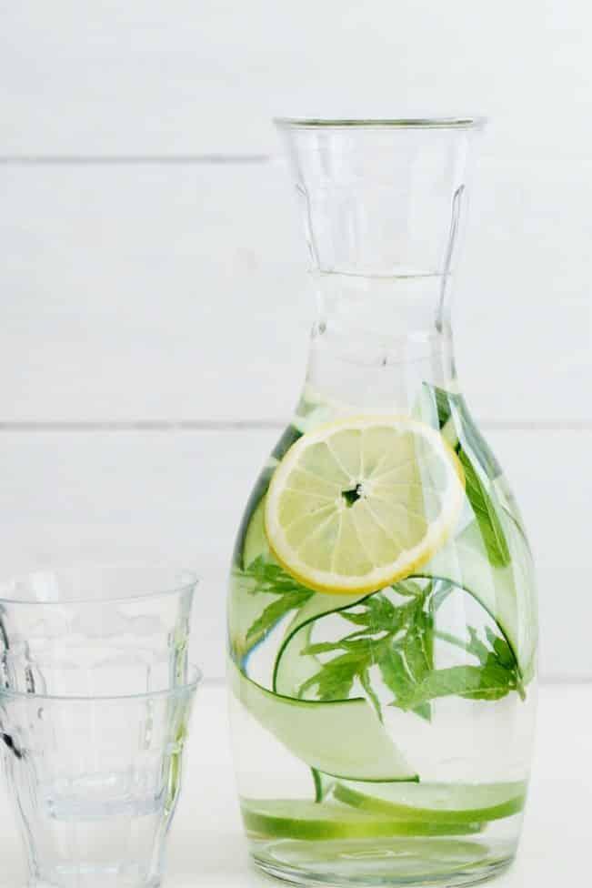 Vitaminvand - hjemmelavet - 3 gode og realistiske mål for ugen her: