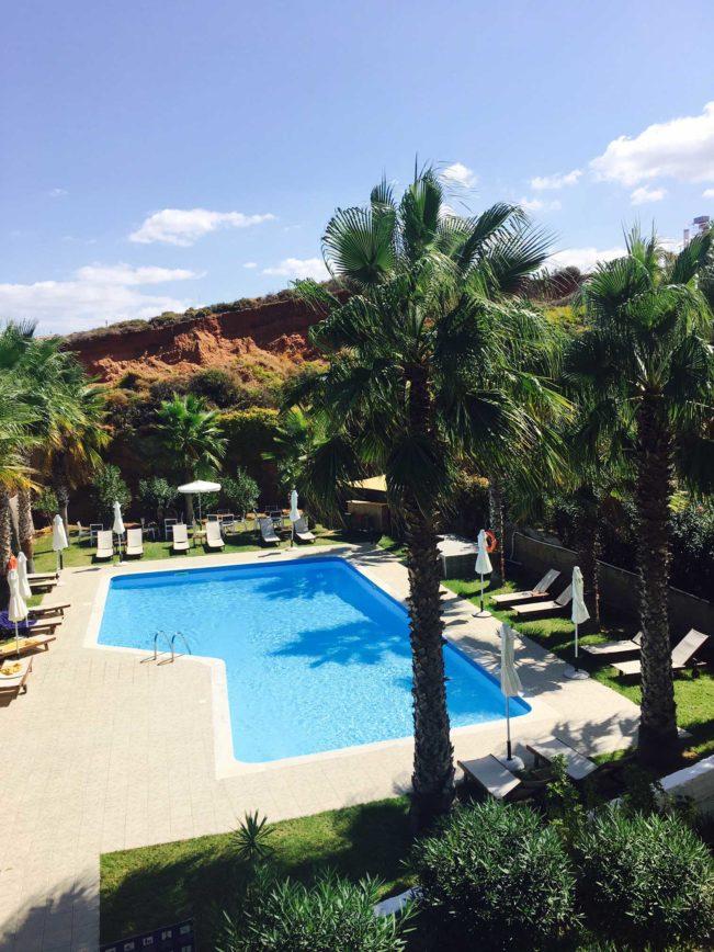 Kreta - Sea View Aparthotel, Chania