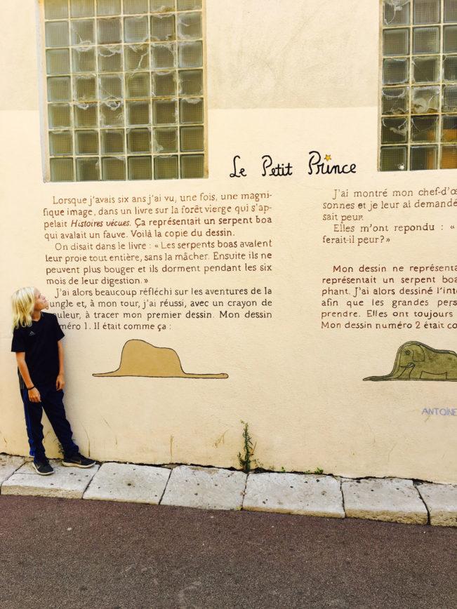 Draguignan - hyggelig sydfransk landsby (Provence)