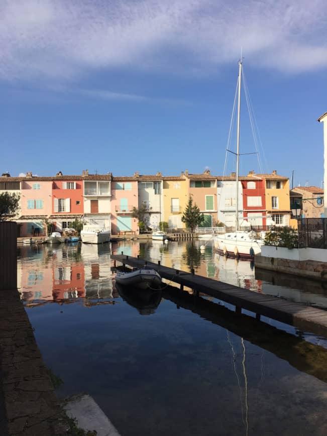 Port Grimaud - Sydfrankrig