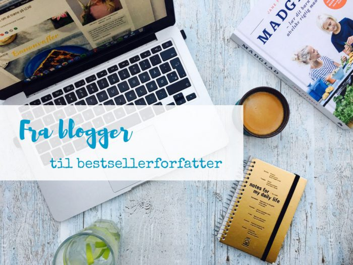 Fra blogger til bestsellerforfatter. Hvordan tager man sin blog til næste niveau og lader den udkomme i bogform. Her er hvad jeg gjorde.