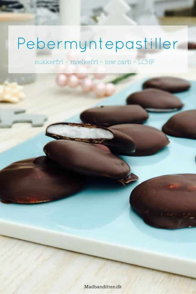 chokolade cookie opskrifter