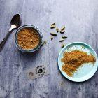 Garam Masala krydderi - bland din egen indiske krydderiblanding. Nemt og hurtigt. Opskrift her: