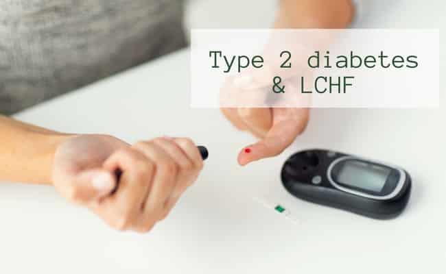 Type 2 diabetes og LCHF - LCHF forbedrer type 2 diabetes markant på bare 10 uger. Læs mere om studiet her: