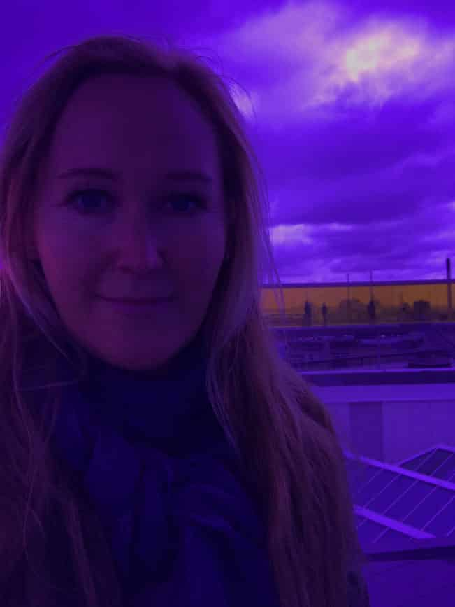 Turist i Aarhus : Aros regnbuen