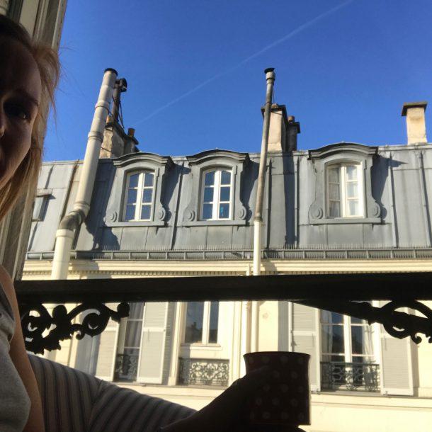 Paris blev anderledes, end jeg havde forventet