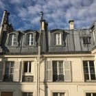 Paris - udsigt fra lejligheden