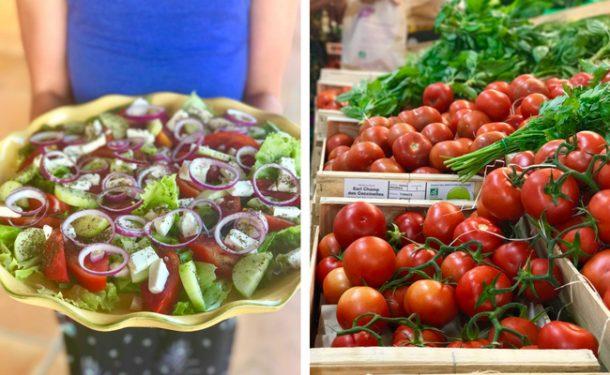 Sydfrankrig og maden. se med over skulderen på alt det lækre mad, vi har spist på vores ferie i Sydfrankrig