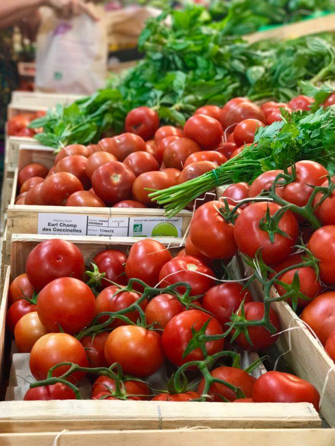 Tomater i Biomonde