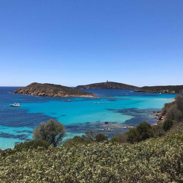 Sardiniens strande