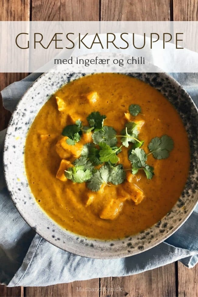 hokkaido suppe med chili