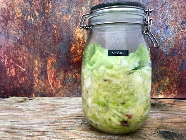 hvad betyder fermenteret