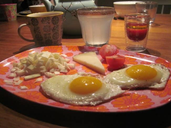 Morgenmad og gode ritualer