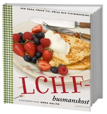 Anbefaling: LCHF-husmanskost