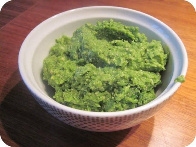 Sød broccolimos