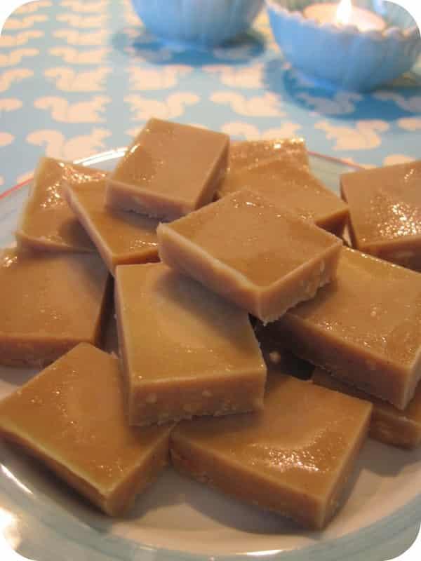 Peanutbutter fudge LCHF