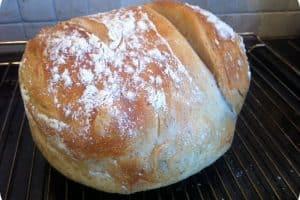 grydebrød - få opskriften på verdens bedste - og nemmeste -brød her!