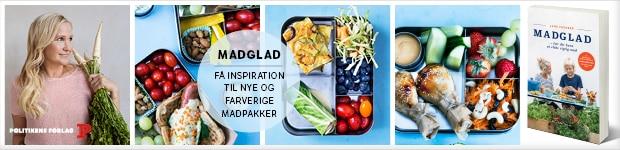 Sunde madpakker - masser af idéer. Find dem her.