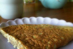 Kanelomelet - lækker omelet med smag af kanel