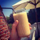 LCHF-iskaffe med kokosmælk