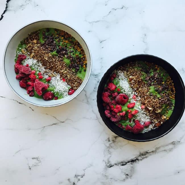 Greenieskål