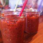 Kold tomatsuppe/tomatsalsa - raw food
