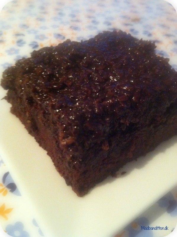 Rødbedebrownie - lækker sukkerfri og glutenfri opskrift